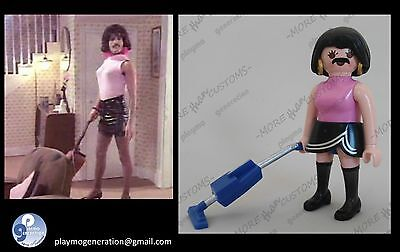 Playmobil CUSTOM FREDDIE MERCURY - QUEEN  I WANT TO BREAK FREE
