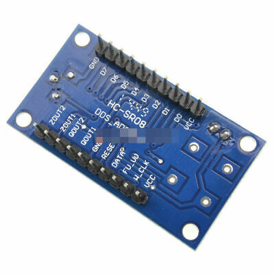 CN_ AD9850 DDS Signal Generator Module 0-40MHz 2 Sine Wave And 2 clink Wave Ou