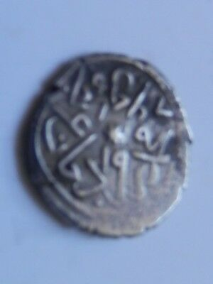 Antique Ancient  Islamic Silver Coin Ottoman? Un-researched Asian Middle East