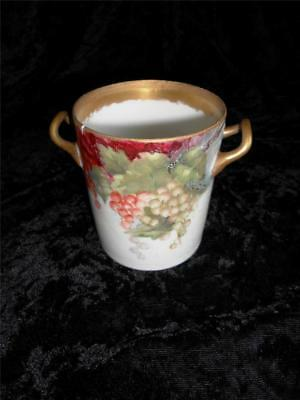 Condensed Milk Can Holder No Cover Handpainted Vintage