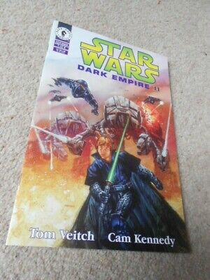 STAR WARS DARK EMPIRE ll 2 COMIC 1994 #1 of 6 - MINT CONDITION