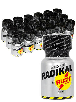 RUSH radical ULTRA strong POPPER INCENSO rave party gay liquidO