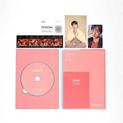 [BTS] MAP OF THE SOUL:PERSONA/Boy with Luv/Ver. 4/Album+JIN pc