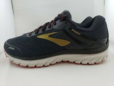 abfab9c4fb758 BROOKS ADRENALINE GTS 18 Men's Black/Gold/Red multiple sizes New In ...