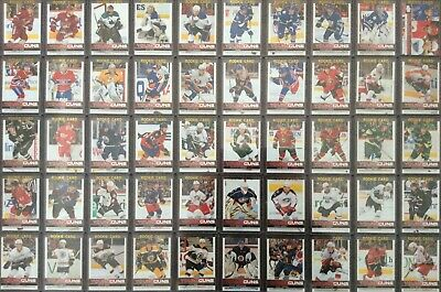 2012-13 Upper Deck Young Guns Complete Your Set - Pick The Card(s) You Need -Lot