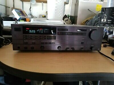 Luxman R-115 Stereo Receiver  Everything works.