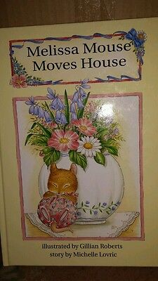 Paperback, 2006 -9780746077252-G024 Mouse Moves House by Phil Roxbee Cox
