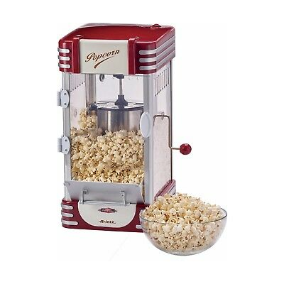 Ariete 2953 Popcorn Popper Maker XL Machine Pop Corn 700gr Maize 2.4L Capacity
