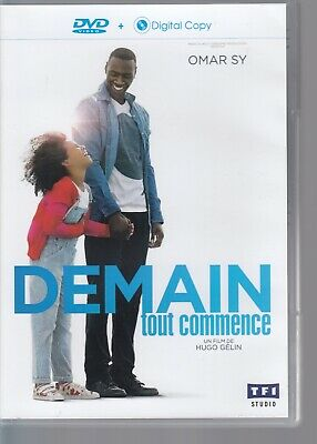 Dvd Demain Tout Commence / Omar Sy