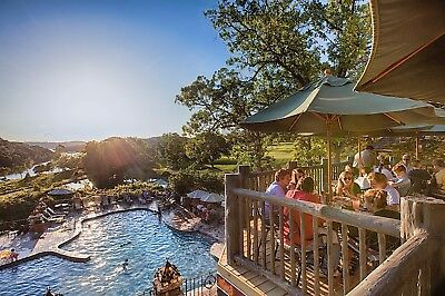 Bluegreen Wilderness Club at Big Cedar Ridgedale MO 8/12/201 - 8/16 1BR 4Nts
