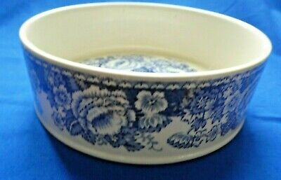 Crabtree & Evelyn Blue and White Preserve Dish