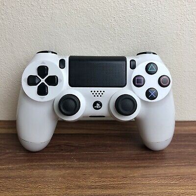 GENUINE Sony PS4 Official DualShock 4 Controller Remote WHITE CUH-ZCT1E