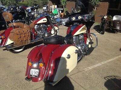 Be Free ! Indian Chieftain . Great Value Trade In !