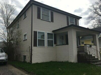 Great deal,Huge rented colonial Home $800/Mo Cleveland,OH+Commercial property,MN