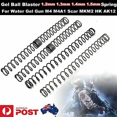 Gel Blaster Spring Upgrade 1.2mm 1.3mm 1.4mm 1.5mm Parts Replace M4A1 SCAR ACR