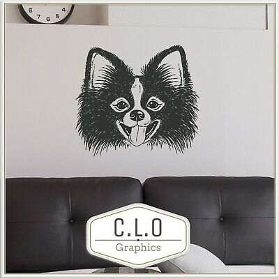 Staffordshire Terrier Dog Wall Stickers Decal Vinyl Art Transfer Graphic UK do8