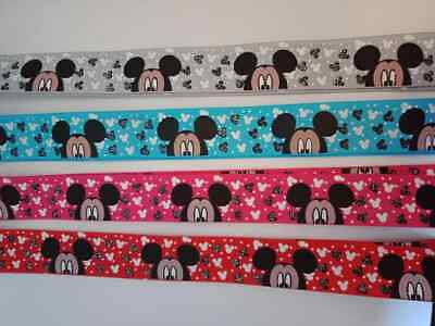 Mickey Mouse / Disney  sparkly lanyards / ID holders