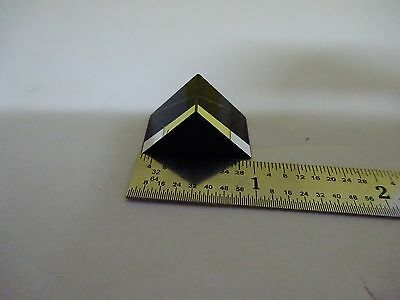 OPTICAL PRISM for MICROSCOPE or LASER OPTICS AS IS BIN#W6-39