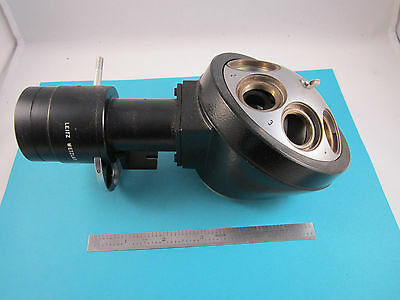Leitz Wetzlar Germany Microscope Nosepiece Objective Holder Optics Part #4