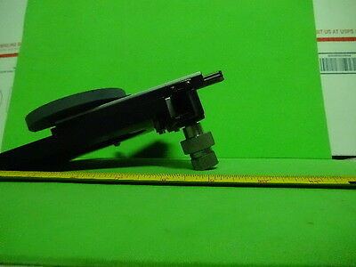 Microscope Part Epoi New York Germany Stage Table Micrometer Xy As Is #58-A-01