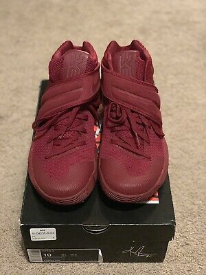 153aece0a3f NIKE KYRIE 2 Red Velvet Maroon 819583-600 Irving Cavs RARE Shoes ...