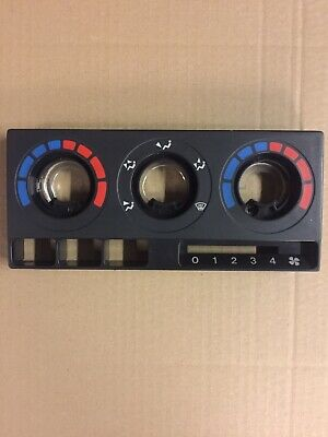 Landrover Discovery 2 Heater Control Panel