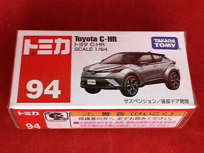 Tomica No. 94 Toyota C-HR (Box)
