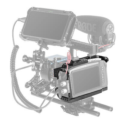 SmallRig Full Cage 2203 w/ Mount 2245 / HDMI and USB-C Cable 2246 for BMPCC 4K