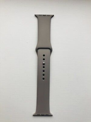 APPLE WATCH SPORT BAND STRAP 42/44mm Unboxed M/L PEBBLE - Discontinued Band