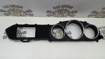 2011 Mercedes C Class W204 C250 Speedo Clock Surround Trim A2046890339