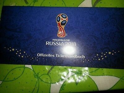 Top Sammler Ticket FIFA World Cup 2018 #22 Denmark Australia Dänemark Australien