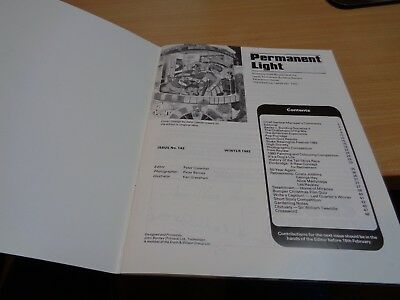 Old Staff Magazine of Leeds Permanent Building Society - Winter 1982 (Issue 142)