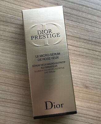 Dior Prestige le Micro-serum de Rose yeux (eye serum)