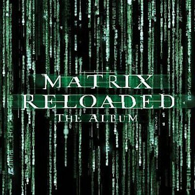 The Matrix Reloaded: The Album 2 Disc CD FREE SHIPPING