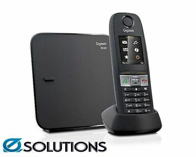 Siemens Gigaset E630A Cordless ECO DECT Phone with Answering Machine
