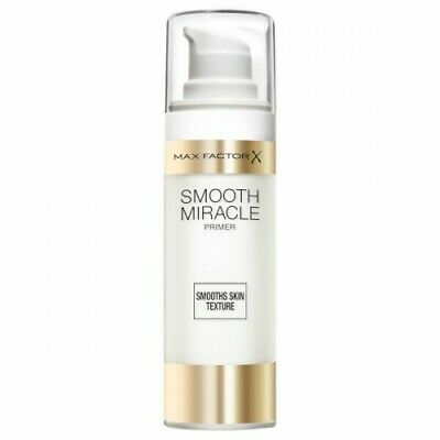 Max Factor Smooth Miracle Primer Smooths Skin Texture 30ml