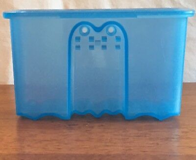 Tupperware Blue Mini Fridge Smart Container Only Replacement 1.5 Cups No 4735