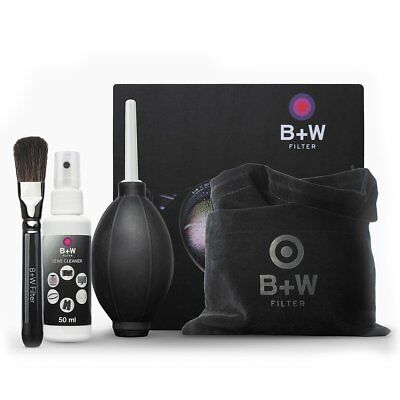 B+W Five Part Cleaning Set 1086190, (UK)