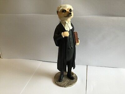 Beautiful Country Artists Magnificent Meerkats Kavanagh Q.C. Figure
