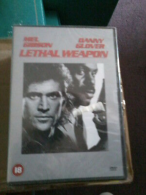 Lethal Weapon  DVD region 2 New and Sealed