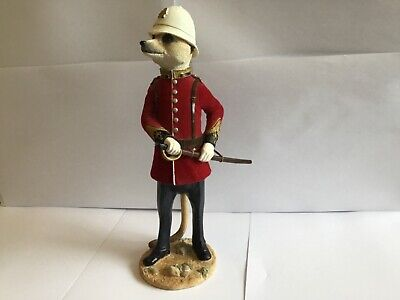 Beautiful Country Artists Magnificent Meerkats Granville Figure