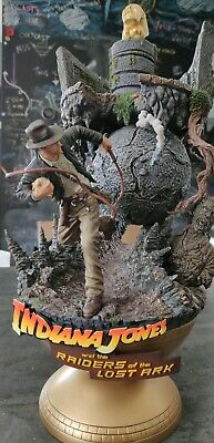 Kotobukiya ArtFX Indiana Jones Raiders Of The Lost Ark Collectable Statue RARE