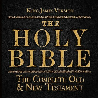 The Holy Bible - King James Edition - All Tagged - MP3 DOWNLOAD
