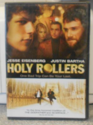 Holy Rollers (DVD, 2010) RARE CRIME DRAMA BRAND NEW