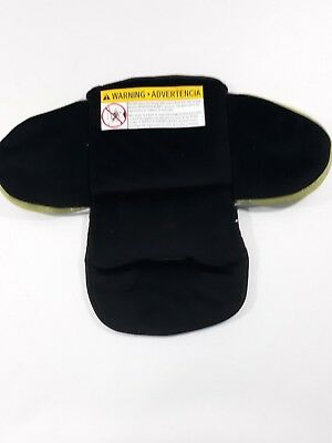 Graco Infant Car Seat Head Support Black & Green