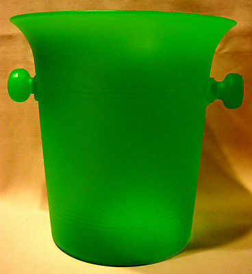 ICE BUCKETS Choose from 3 NEON COLORS Blue Green Yellow