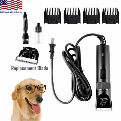 Pet Clipper Dog Grooming Kit Shaver for Large/Small Cats Professional Quiet MX