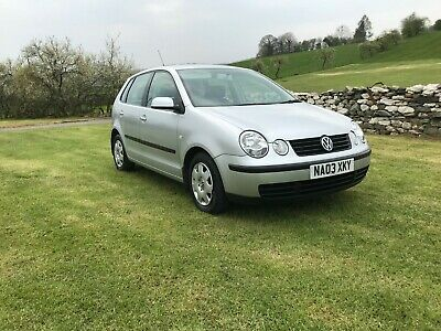 03 Reg Volkswagen Polo Se 1.2 5 Door Hatchback