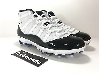 Air Jordan XI Retro 11NTD Men/'s Size 8.5 Football Cleats Concord Low AO1560-123