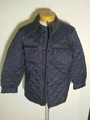 Barbour Men's Tinford Quilted Jacket, Navy Blue, L
